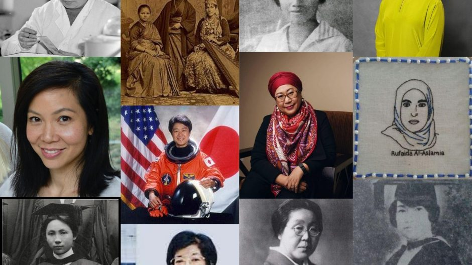 Inspirational Asian women in medicine