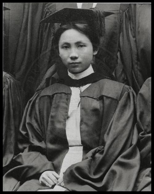 Honoria Acosta Sison, first Filipino female doctor.